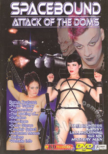 Spacebound - Attack Of The Doms Box Cover