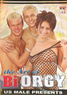 The Art Of Bi Orgy Box Cover