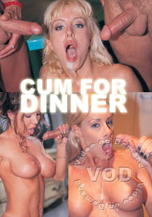 Cum For Dinner Box Cover