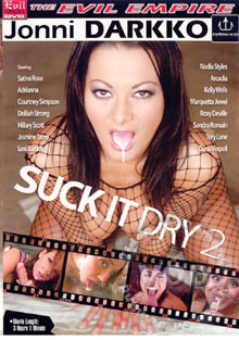 Suck It Dry 2 Box Cover