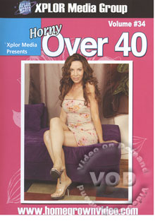 Horny Over 40 Volume #34