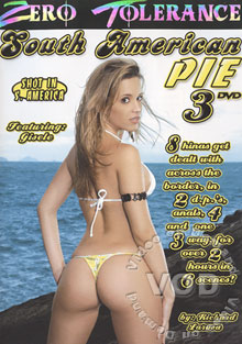 South American Pie 3 Box Cover