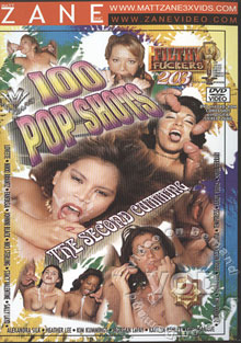 Filthy Fuckers 203 - 100 Pop Shots - The Second Cumming Box Cover