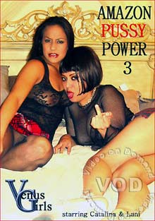 Amazon Pussy Power 3 Box Cover