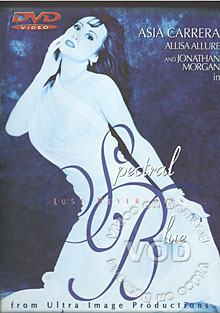 Spectral Blue: Lust Never Dies Box Cover