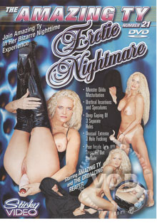 The Amazing Ty - Erotic Nightmare Box Cover