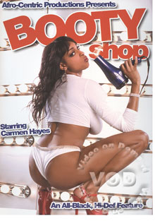 Booty Shop Box Cover