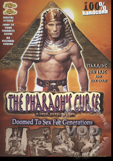 The Pharoah's Curse Box Cover