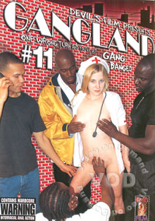 Gangland 11 Box Cover