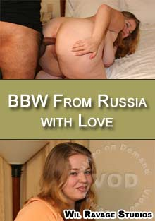 BBW From Russia With Love Box Cover