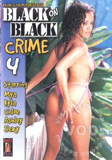 Black On Black Crime 4 Box Cover