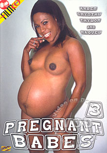 Pregnant Babes 3 Box Cover