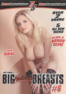Big Natural Breasts #6 Box Cover