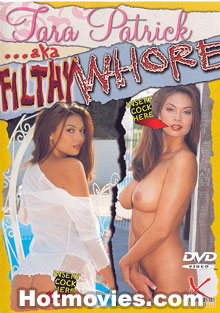 Tera Patrick aka Filthy Whore Box Cover