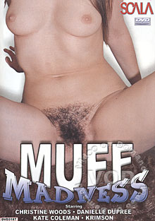 Muff Madness Box Cover