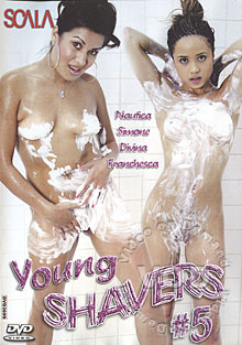 Young Shavers #5 Box Cover