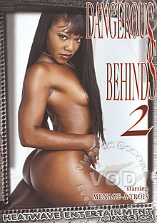 Dangerous Behinds 2 Box Cover