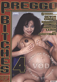 Preggo Bitches 4 Box Cover