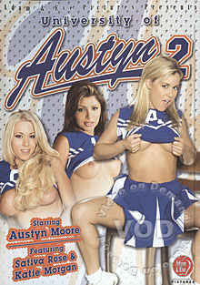 University Of Austyn 2 Box Cover