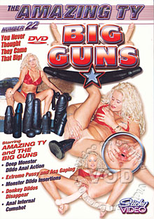 The Amazing Ty Number 22 - Big Guns Box Cover