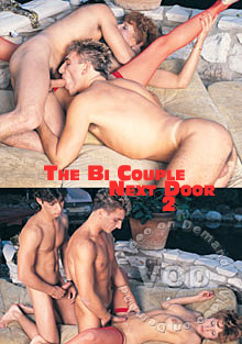 The Bi Couple Next Door 2 Box Cover