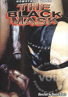 The Black Mask Box Cover