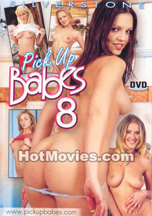 Pick Up Babes 8 Box Cover