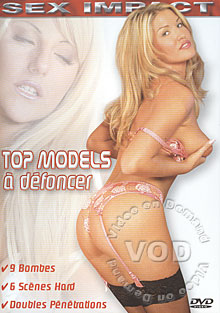 Top Models A Defoncer (Top Models Defamed) Box Cover