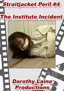 Straitjacket Peril #4 - The Institiute Incident