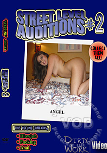 Street Level Auditions #2 Box Cover