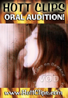 Kinky Casting '72:  Oral Audition! Box Cover