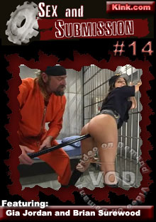 Sex And Submission #14 Featuring Gia Jordan And Brian Surewood Box Cover