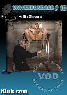 Water Bondage #10 Featuring Hollie Stevens Box Cover