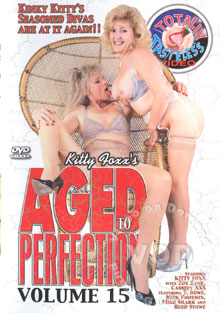Aged To Perfection Volume 15 Box Cover