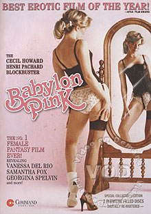 Cecil Howard's Babylon Pink