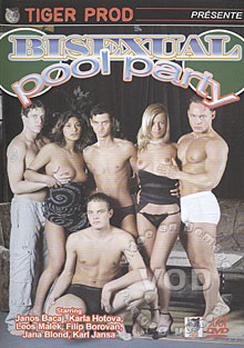 Bisexual Pool Party Box Cover