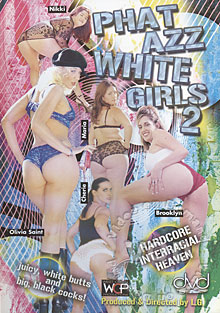 Phat Azz White Girls 2 Box Cover