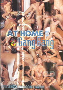 At Home Gang Bang Box Cover