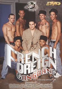 French Foreign Gangbang