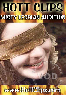 Sexy Idol - Misty Lesbian Audition Box Cover