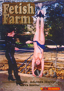 Fetish Farm Box Cover