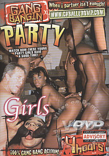 Party Girls Box Cover