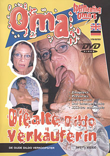 Old Grandmothers 16 - The OId Dildo Saleswoman Box Cover