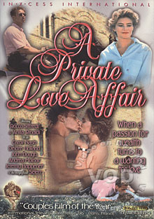 A Private Love Affair Box Cover