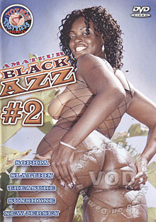 Amateur Black Azz #2 Box Cover