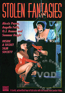 Stolen Fantasies Box Cover