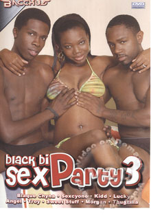Black Bi Sex Party 3 Box Cover