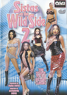 Sistas On The Wild Side 2 Box Cover
