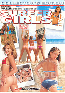 Surfer Girls Box Cover