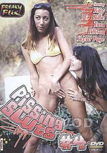 Pissing Sluts #4 Box Cover